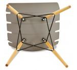 Chaise Moderne NAVIL Blanc