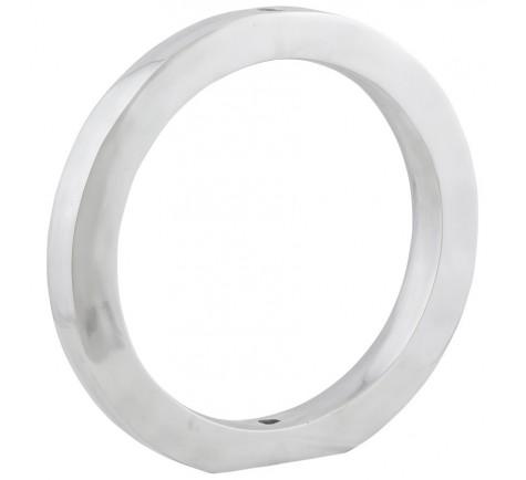 Vase design déco OH! en aluminium