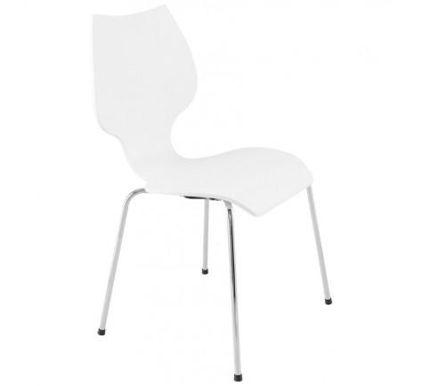 Chaise moderne BELLA Noir