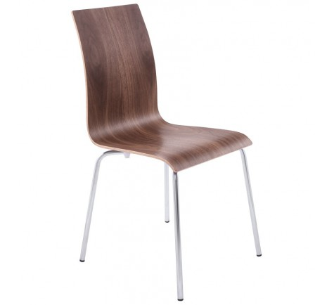 Chaise moderne LINEA NOYER
